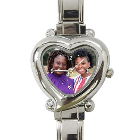 Queen s Birthday Gift By Danny   Heart Italian Charm Watch   Z2aui5fodgd9   Www Artscow Com Front