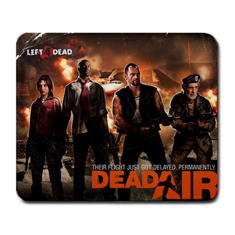 Their Flight Just Got Delayed  Permanently  By Cody Etheridge   Large Mousepad   Dq5fd787vvj8   Www Artscow Com Front