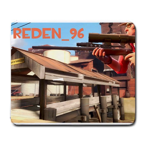 Tf2 By Me   Large Mousepad   Hwswqfe1r4cz   Www Artscow Com Front