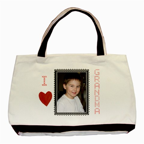 Mothers Day  By Christi Thomson   Basic Tote Bag   Vcrjq19tl55z   Www Artscow Com Front