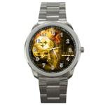 Tjs Birthday Present  - Sport Metal Watch