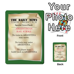 South America Cards 3tc By James Barnes   Multi Purpose Cards (rectangle)   T8o6sw6dda85   Www Artscow Com Front 20