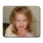 Olivia Jane - Large Mousepad