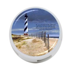 Usb  Lighthouse By Lynne   4 Port Usb Hub (two Sides)   N8kzvdec6jx1   Www Artscow Com Front