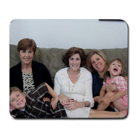 Mothers Day By Sandra Samples   Large Mousepad   G7e8d61zhjsz   Www Artscow Com Front