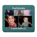 kathys gift - Collage Mousepad