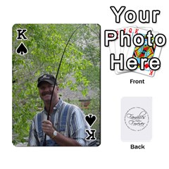King Hall Cards By Heather   Playing Cards 54 Designs   93yr5uefcern   Www Artscow Com Front - SpadeK