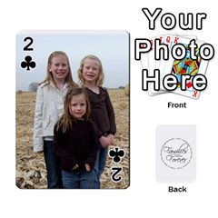 Hall Cards By Heather   Playing Cards 54 Designs   93yr5uefcern   Www Artscow Com Front - Club2