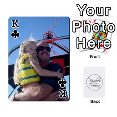 King Hall Cards By Heather   Playing Cards 54 Designs   93yr5uefcern   Www Artscow Com Front - ClubK