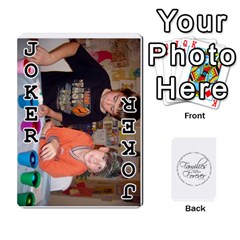 Hall Cards By Heather   Playing Cards 54 Designs   93yr5uefcern   Www Artscow Com Front - Joker1