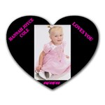 HANNAH - Heart Mousepad