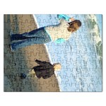 Brooke and Jeffrey - Jigsaw Puzzle (Rectangular)