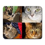 Poling Animals - Collage Mousepad