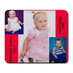 HANNAH4 - Large Mousepad