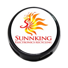 Sunnking2 By Elis   4 Port Usb Hub (two Sides)   Yhptsyobss3m   Www Artscow Com Front