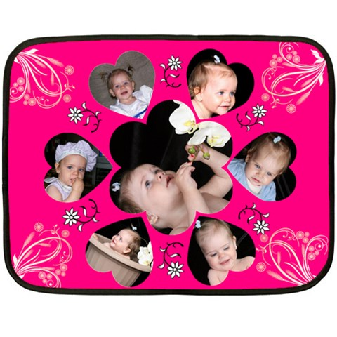 Jayda Blanket 1 By Birkie   Fleece Blanket (mini)   Vtj3w0y19cq5   Www Artscow Com 35 x27 Blanket