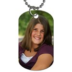 Dog tag for Alexa - Dog Tag (One Side)