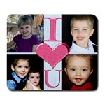 moms mouse pad - Collage Mousepad
