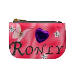 Ronly By Amarilloyankee   Mini Coin Purse   9cldv42mx2on   Www Artscow Com Front