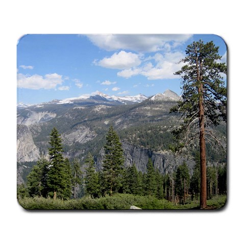 Yosemite Picture By John Hoang   Large Mousepad   S839ao548j2b   Www Artscow Com Front