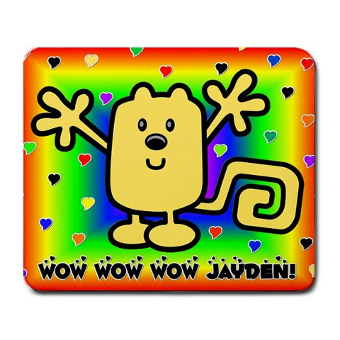 Jayden s Mousepad By Kim Freebies   Large Mousepad   Ly3mjdjhrmip   Www Artscow Com Front