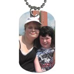 my babys - Dog Tag (One Side)