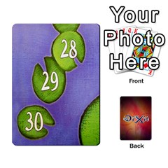 Dixit2 By Jorge   Playing Cards 54 Designs   Rm2oatf6xsmy   Www Artscow Com Front - Spade10