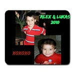 Alex & Lukas 2010 - Collage Mousepad