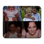 Shane - Collage Mousepad