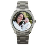 Mommy & baby - Sport Metal Watch