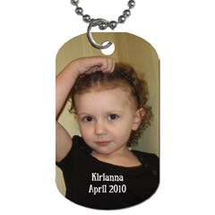 April 2010 Dogtag 2 By Per Westman   Dog Tag (two Sides)   Gyo2tnycrry6   Www Artscow Com Front