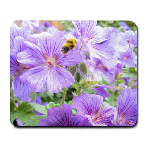 Bumblebuzz Mousemat By Stephen Mckeever   Large Mousepad   Kcosfwii2aza   Www Artscow Com Front