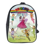 Rainbow Magic Backpack - School Bag (Large)