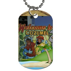 Cruisedogtag By 01buckler15   Dog Tag (two Sides)   32cozf26d859   Www Artscow Com Front