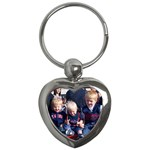 boys - Key Chain (Heart)
