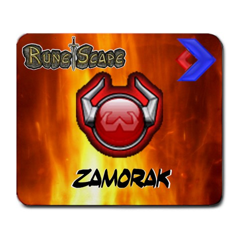 Zammy By Blindkid7   Large Mousepad   X8q1evkuwj2r   Www Artscow Com Front