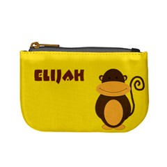 Elijah Monkey Purse By Keri   Mini Coin Purse   Nsol6ogzb0me   Www Artscow Com Front