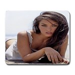 megan fox - Large Mousepad