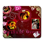 Nice wedding design  - Collage Mousepad