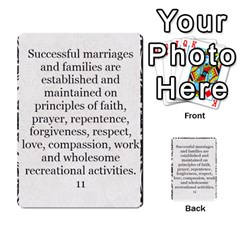 Article Of Faith  Prophets Revised2 By Thehutchbunch Fuse Net   Multi Purpose Cards (rectangle)   V2i7qirvt2ns   Www Artscow Com Front 54