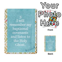 Article Of Faith  Prophets Revised2 By Thehutchbunch Fuse Net   Multi Purpose Cards (rectangle)   V2i7qirvt2ns   Www Artscow Com Back 18