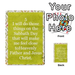 Article Of Faith  Prophets Revised2 By Thehutchbunch Fuse Net   Multi Purpose Cards (rectangle)   V2i7qirvt2ns   Www Artscow Com Back 21
