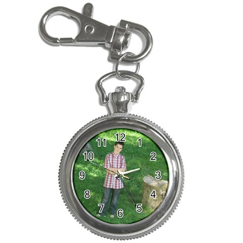 Bret s Pocketwatch By Christine Hook   Key Chain Watch   5f34t7wb7s9v   Www Artscow Com Front