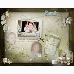 Our Calendar 2010 By Ramona   Wall Calendar 11  X 8 5  (12 Months)   Tzd7p0e9pfux   Www Artscow Com Month