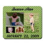 Deacon Mousepad - Collage Mousepad