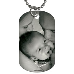 Dog Tag For Josh=) By Callie Pinz   Dog Tag (two Sides)   3uxsvjw8e5h9   Www Artscow Com Back