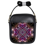 Fractal Art #911 Girls Sling Bag