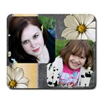 Alayna & Lily Mousepad - Collage Mousepad