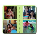 KAYLA MOUSE PAD - Collage Mousepad