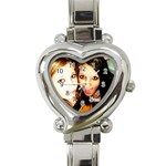 kids - Heart Italian Charm Watch